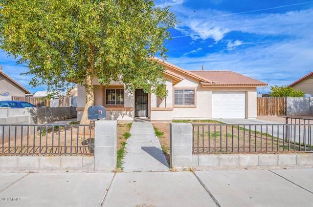 540 W Ramos Drive, Casa Grande, AZ 85122 (MLS #6012746) :: The Kenny Klaus Team