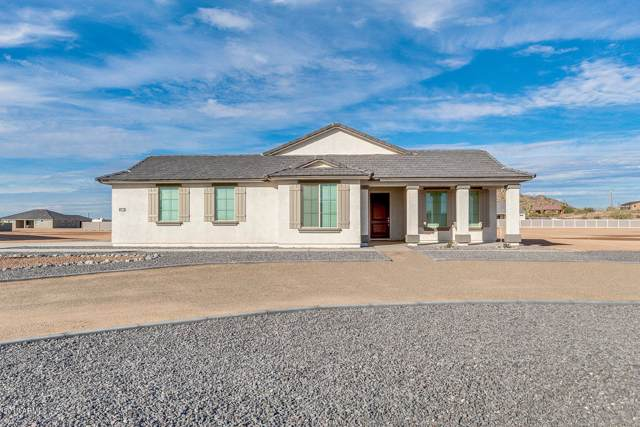 1566 W Gail Road, Queen Creek, AZ 85142 (MLS #6012752) :: Revelation Real Estate
