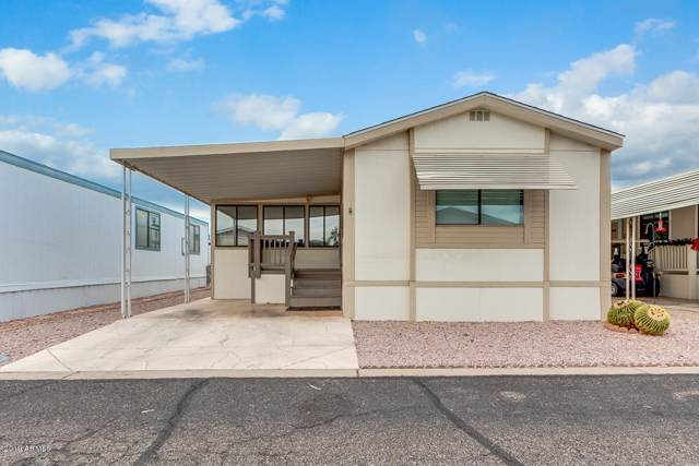 17200 W Bell Road #1671, Surprise, AZ 85374 (MLS #6012759) :: Brett Tanner Home Selling Team