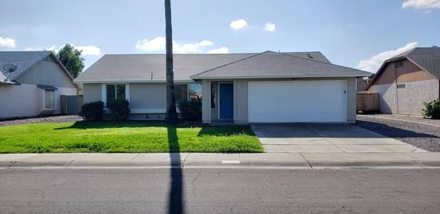 5137 W Barbara Avenue, Glendale, AZ 85302 (MLS #6012790) :: RE/MAX Desert Showcase