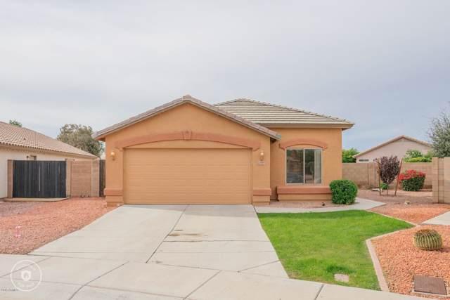 15825 W Tara Lane, Surprise, AZ 85374 (MLS #6012792) :: Riddle Realty Group - Keller Williams Arizona Realty