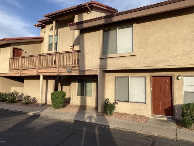 4828 W Orangewood Avenue #105, Glendale, AZ 85301 (MLS #6012802) :: RE/MAX Desert Showcase