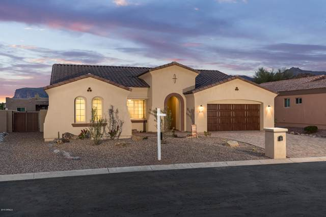 8251 E Canyon Estates Circle, Gold Canyon, AZ 85118 (MLS #6012803) :: Santizo Realty Group