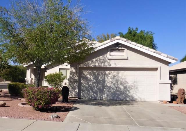 908 E Via Elena Street, Goodyear, AZ 85338 (MLS #6012808) :: The Kenny Klaus Team