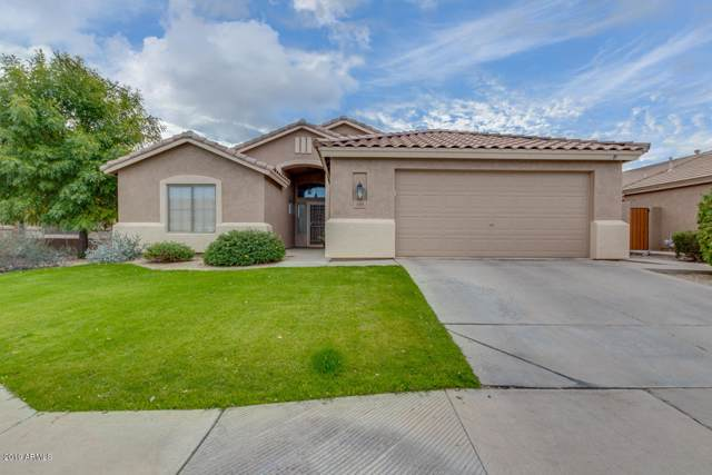 193 W Raven Drive, Chandler, AZ 85286 (MLS #6012821) :: Riddle Realty Group - Keller Williams Arizona Realty