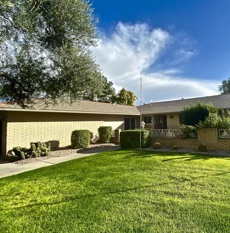 9503 W Sandstone Drive, Sun City, AZ 85351 (MLS #6012824) :: Dijkstra & Co.