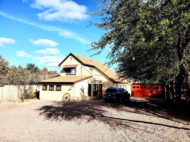 805 S Pony Circle, Payson, AZ 85541 (MLS #6012862) :: Selling AZ Homes Team