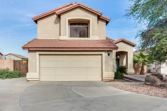 11242 W Almeria Road, Avondale, AZ 85392 (MLS #6012895) :: Devor Real Estate Associates