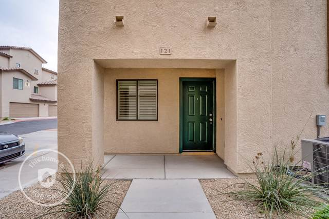 2315 N 52ND Street #121, Phoenix, AZ 85008 (MLS #6012907) :: The Kenny Klaus Team