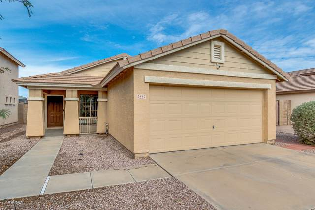 2442 W Wrangler Way, Queen Creek, AZ 85142 (MLS #6012919) :: Revelation Real Estate