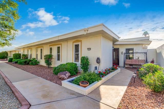 17214 N 107TH Avenue, Sun City, AZ 85373 (MLS #6012922) :: Devor Real Estate Associates