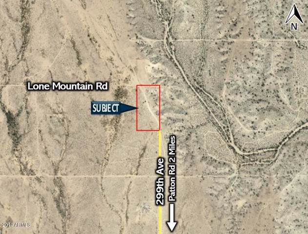 29925 W Lone Mountain Road, Wittmann, AZ 85361 (MLS #6012947) :: The W Group