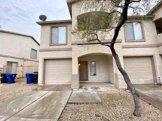 206 E Lawrence Boulevard #124, Avondale, AZ 85323 (MLS #6012964) :: My Home Group