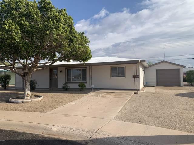 253 N 55th Place, Mesa, AZ 85205 (MLS #6012968) :: My Home Group