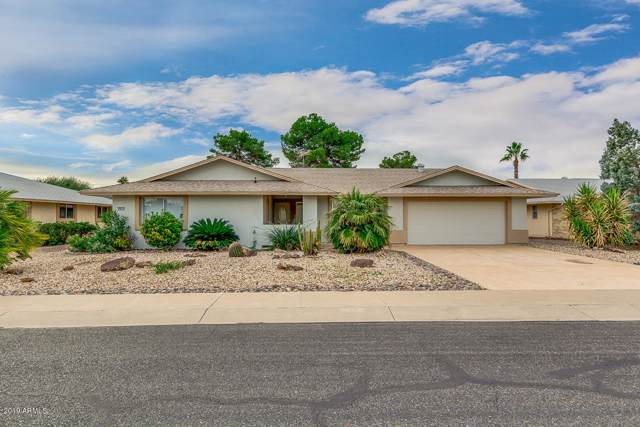 10313 W Chaparral Drive, Sun City, AZ 85373 (MLS #6012972) :: The Property Partners at eXp Realty