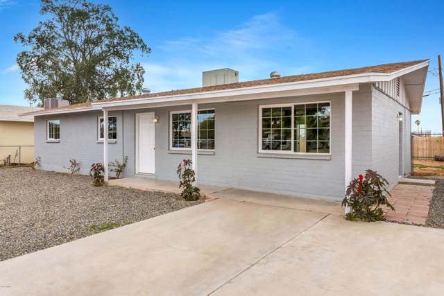 1001 S Campbell Drive, Casa Grande, AZ 85122 (MLS #6012976) :: The Kenny Klaus Team