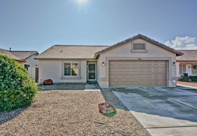 10629 W Ross Avenue, Peoria, AZ 85382 (MLS #6013029) :: Homehelper Consultants