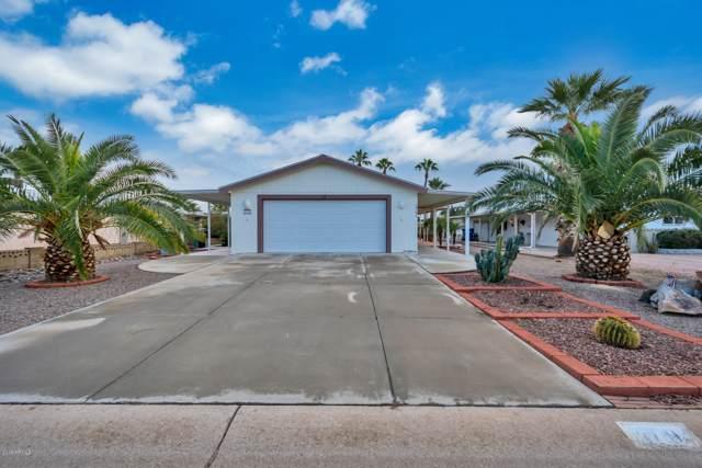1741 S 77TH Street, Mesa, AZ 85209 (MLS #6013036) :: Keller Williams Realty Phoenix