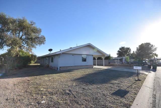 9319 E Edgewood Avenue, Mesa, AZ 85208 (MLS #6013045) :: The Kenny Klaus Team