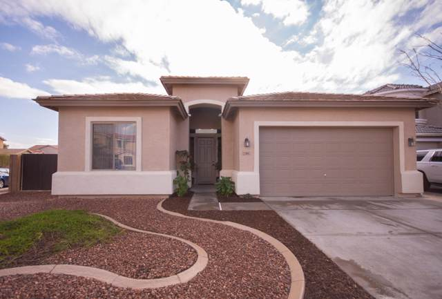 25687 W Victory Street, Buckeye, AZ 85326 (MLS #6013048) :: The Kenny Klaus Team