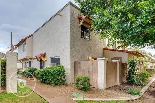 8849 N 12TH Place, Phoenix, AZ 85020 (MLS #6013056) :: Brett Tanner Home Selling Team