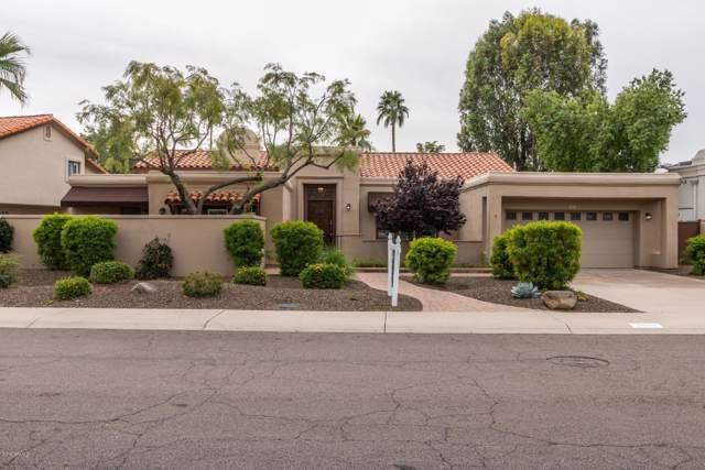 9869 E Topaz Drive, Scottsdale, AZ 85258 (MLS #6013059) :: The Kenny Klaus Team