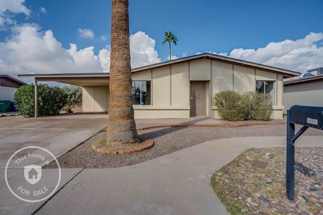2610 W Isabella Avenue, Mesa, AZ 85202 (MLS #6013088) :: Lifestyle Partners Team
