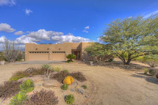 20910 W Cattle Iron Drive, Wickenburg, AZ 85390 (MLS #6013091) :: Keller Williams Realty Phoenix