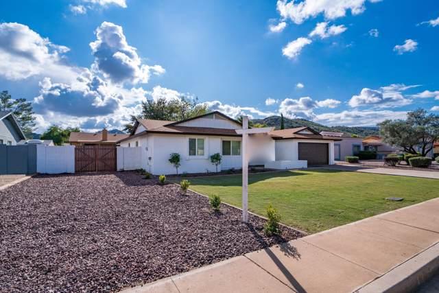 17 E Pershing Avenue, Phoenix, AZ 85022 (MLS #6013092) :: Devor Real Estate Associates