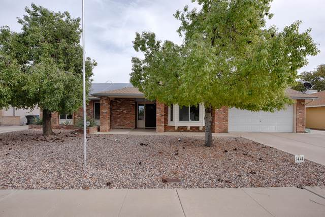 1441 N Parsell Circle, Mesa, AZ 85203 (MLS #6013095) :: Lifestyle Partners Team