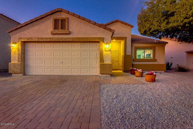 12044 W Salter Drive, Sun City, AZ 85373 (MLS #6013102) :: Occasio Realty