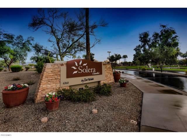 3652 E Westchester Drive, Chandler, AZ 85249 (MLS #6013142) :: The Daniel Montez Real Estate Group