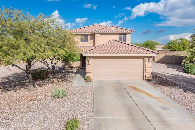 1023 S 226TH Drive, Buckeye, AZ 85326 (MLS #6013148) :: The Kenny Klaus Team
