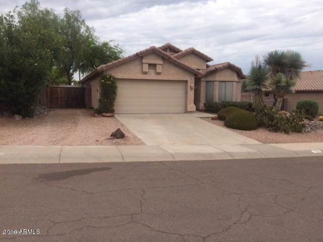 17210 E Hillcrest Drive, Fountain Hills, AZ 85268 (MLS #6013151) :: Nate Martinez Team