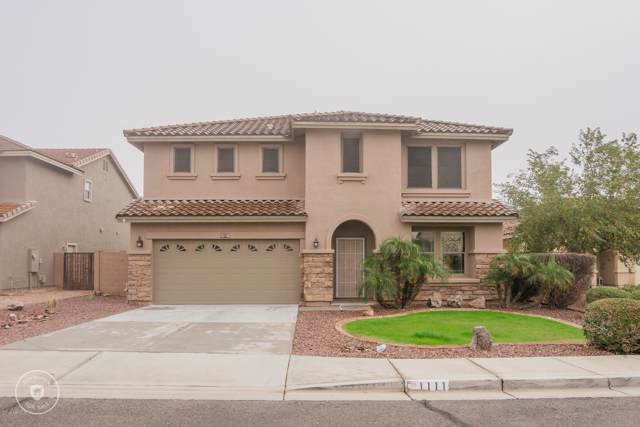 1111 S 220TH Drive, Buckeye, AZ 85326 (MLS #6013157) :: Lucido Agency