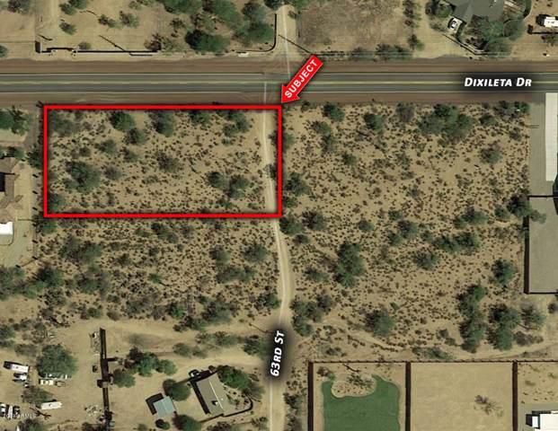 XXXX E Dixileta Drive, Cave Creek, AZ 85331 (MLS #6013163) :: The W Group