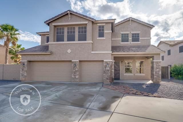 935 E Kapasi Lane, San Tan Valley, AZ 85140 (MLS #6013166) :: Revelation Real Estate