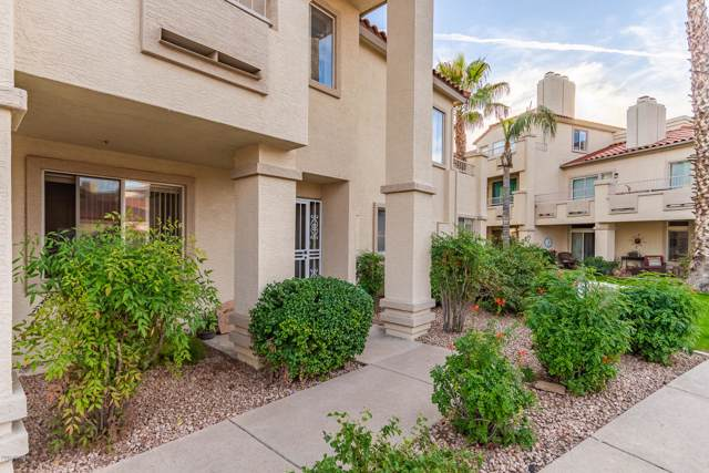 10080 E Mountainview Lake Drive #117, Scottsdale, AZ 85258 (MLS #6013173) :: The W Group