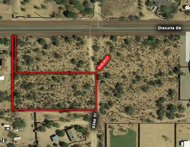 XXXX E Dixileta Drive, Cave Creek, AZ 85331 (MLS #6013179) :: The W Group