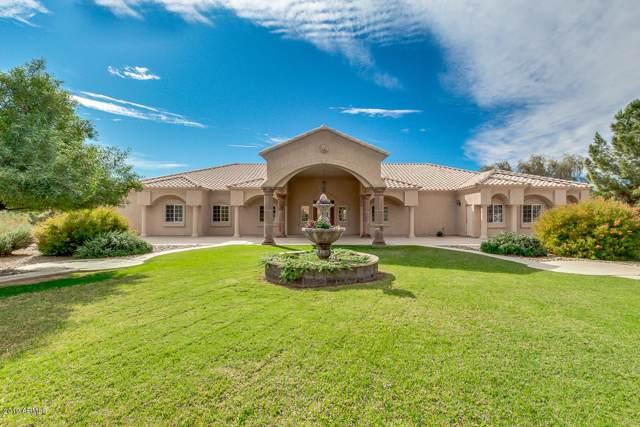 12489 W Toltec Lane, Casa Grande, AZ 85194 (MLS #6013184) :: The Kenny Klaus Team