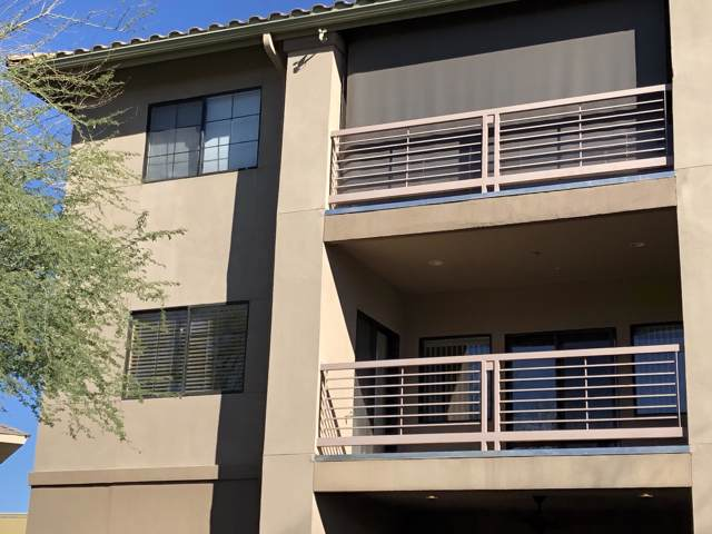 7609 E Indian Bend Road #2001, Scottsdale, AZ 85250 (MLS #6013201) :: The W Group