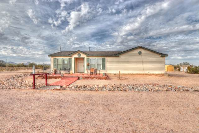 1434 S Ralston Road, Maricopa, AZ 85139 (MLS #6013220) :: The Kenny Klaus Team