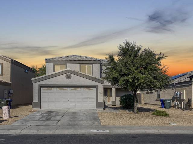 12830 W Pershing Street, El Mirage, AZ 85335 (MLS #6013222) :: Openshaw Real Estate Group in partnership with The Jesse Herfel Real Estate Group