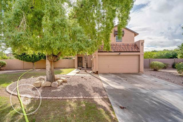 3605 W Harrison Street, Chandler, AZ 85226 (MLS #6013240) :: Homehelper Consultants