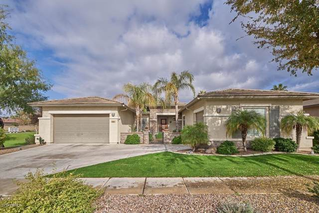 696 E Runaway Bay Place, Chandler, AZ 85249 (MLS #6013252) :: Lifestyle Partners Team