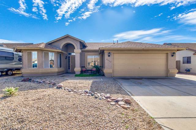 8545 W Tuckey Lane, Glendale, AZ 85305 (MLS #6013265) :: The C4 Group