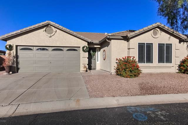 6744 S Haunted Canyon Road, Gold Canyon, AZ 85118 (MLS #6013282) :: Santizo Realty Group