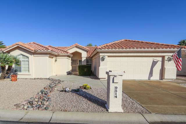 9514 E Champagne Drive, Sun Lakes, AZ 85248 (MLS #6013293) :: The W Group