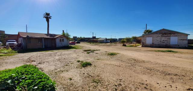 2812 W Durango Street, Phoenix, AZ 85009 (MLS #6013300) :: Revelation Real Estate
