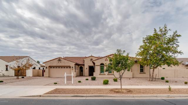 23116 S 201ST Street, Queen Creek, AZ 85142 (MLS #6013325) :: The Kenny Klaus Team